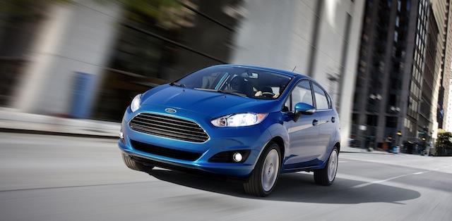 Nuevo nuevo Ford Fiesta