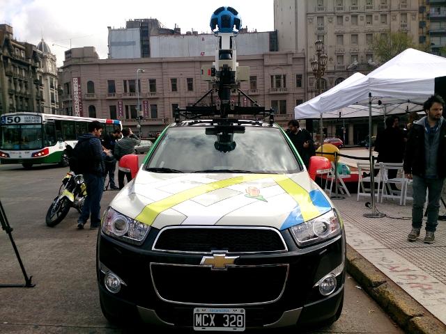StreetView Car 2