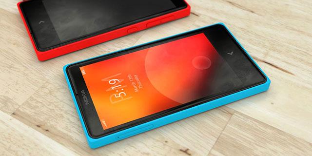 Nokia X Ilustración 3