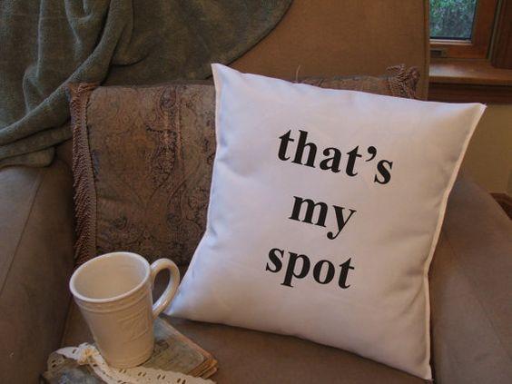Almohadon My Spot