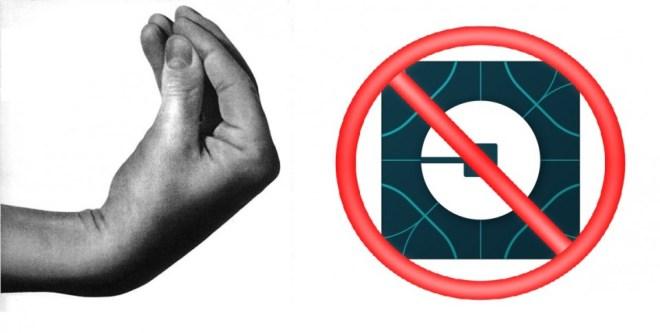 uber ha sido prohibido en italia
