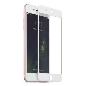 folie full iphone 7 white 3d