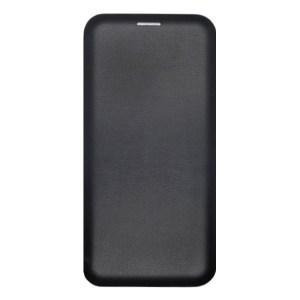 Husa piele Apple iPhone 6 6S PLUS neagra tip carte