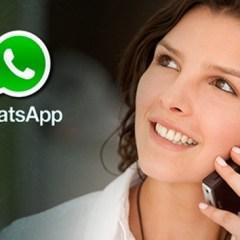 Llama gratis con Whatsapp