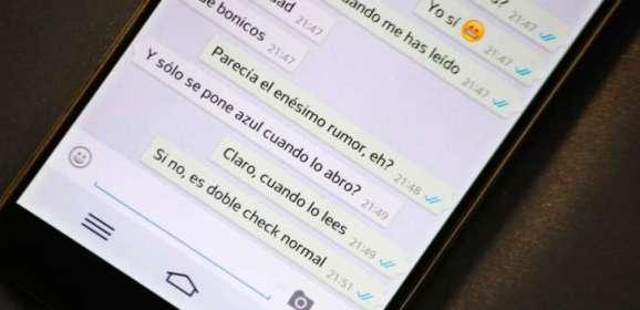 WhatsApp permitirá marcar los mensajes como «no leído»