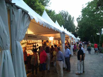 Artesanía Bejarano feria-artesanos Feria Nacional de Oficios Artesanos Noticias