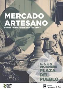 Artesanía Bejarano Cartel-merrcado-artesano-diciembre-2019-213x300 MERCADO ARTESANO, MANZANARES EL REAL 6,7,8,9 DE DICIEMBRE. Noticias