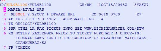 Michigan Flyer AccesRail