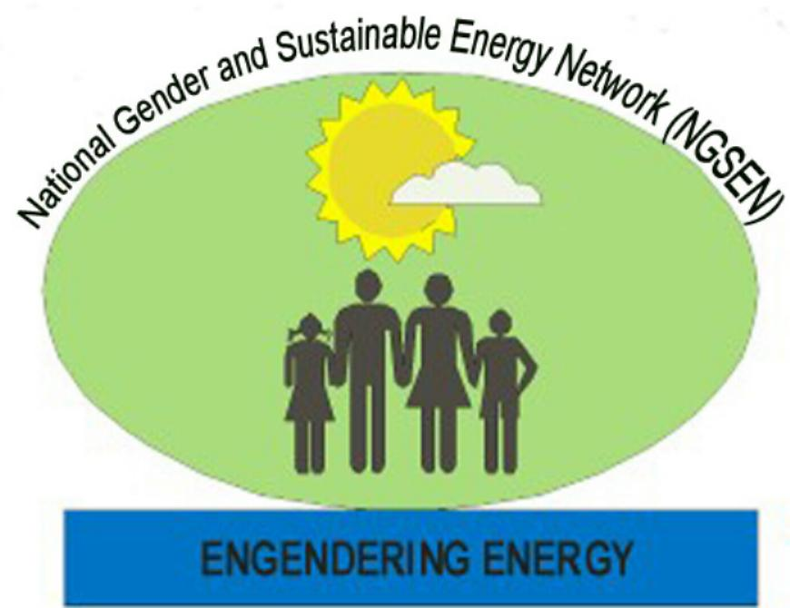 National Gender and Sustainable Energy Network NGSEN