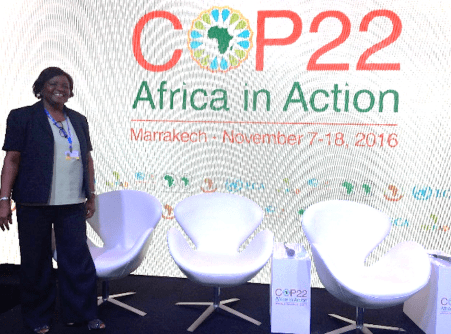 Faustina Energy ACCESS at COP22.png