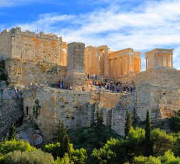 Atrakcje turystyczne Aten