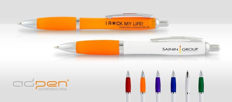 tanie długopisy z nadrukiem