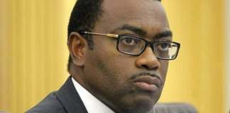 Nigeria has increased its shares in the AFDB following the re-election of Adesina Akinwunmi as President of the bank.