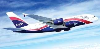 Following the grounding of operations of Arik Air flights nationwide, Arik Air has resumed flight operations.