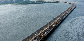 The state government of Lagos will shut down the Third Mainland Bridge for 24 hours on Friday, 26 February and reopen it on Saturday.