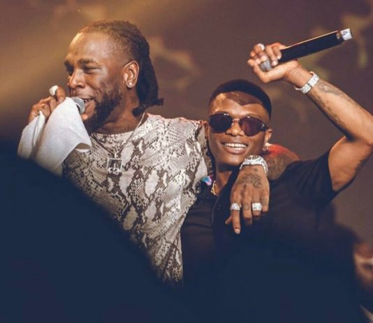 Atiku Abubakar, the PDP, the former People's Democrats, congratulated Wizkid and Burna Boy for their first Grammy awards.