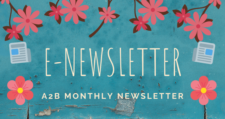 A2B E-Newsletter: September Edition 2020
