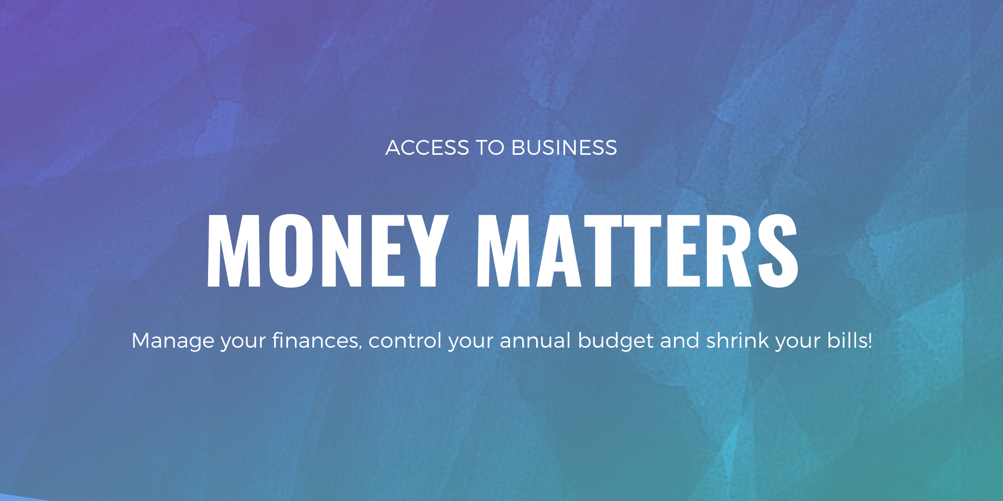Money Matters, finance, budgeting, bills, money management, finances, online, webinar, training, online webinar,