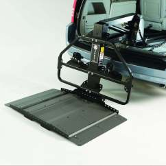 Vehicle Lifts For Power Wheelchairs Chair Cover New York Brooklyn Ny Vsl 4000 4000hw Joey Lift