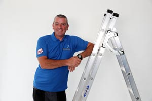 Loft ladder Installation Blackburn