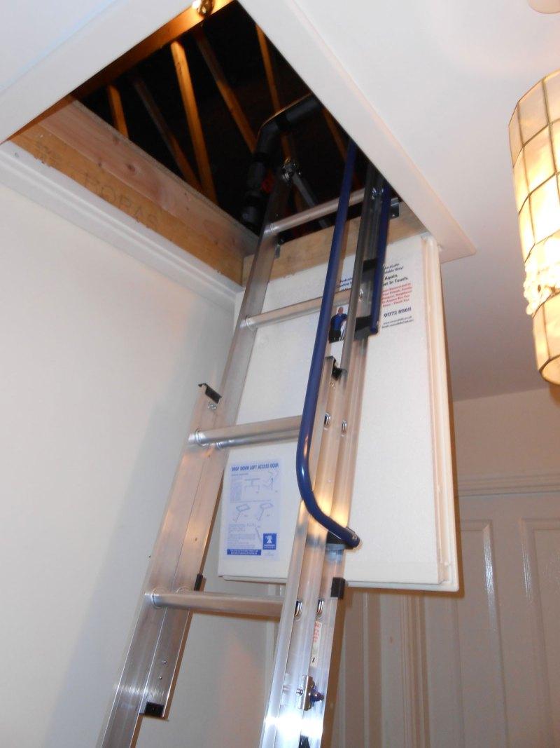 Access4Lofts Crawley Loft Ladder Installation