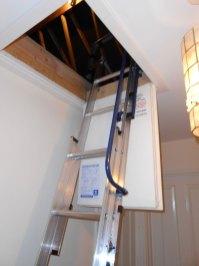 Access4Lofts Derby Loft Ladder Installation
