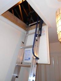 Access4Lofts Glasgow Loft Ladder Installation