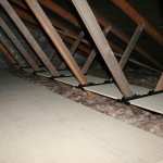 Want to board your loft in a new build property