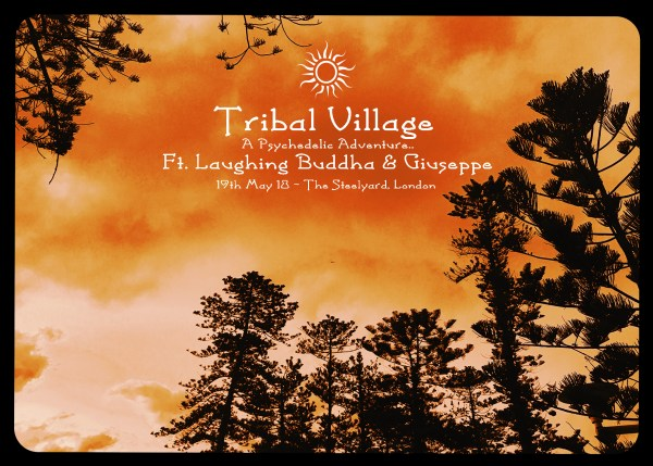 Tribal village flyer front may 2018 19th