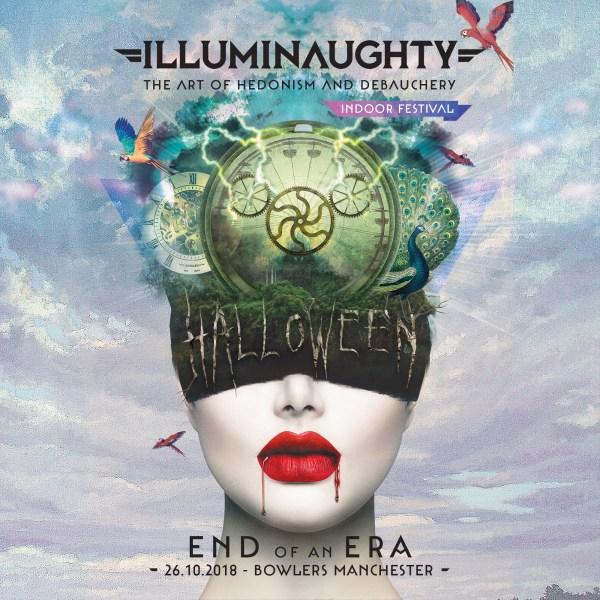 Illuminaughty Halloween 2018 Square