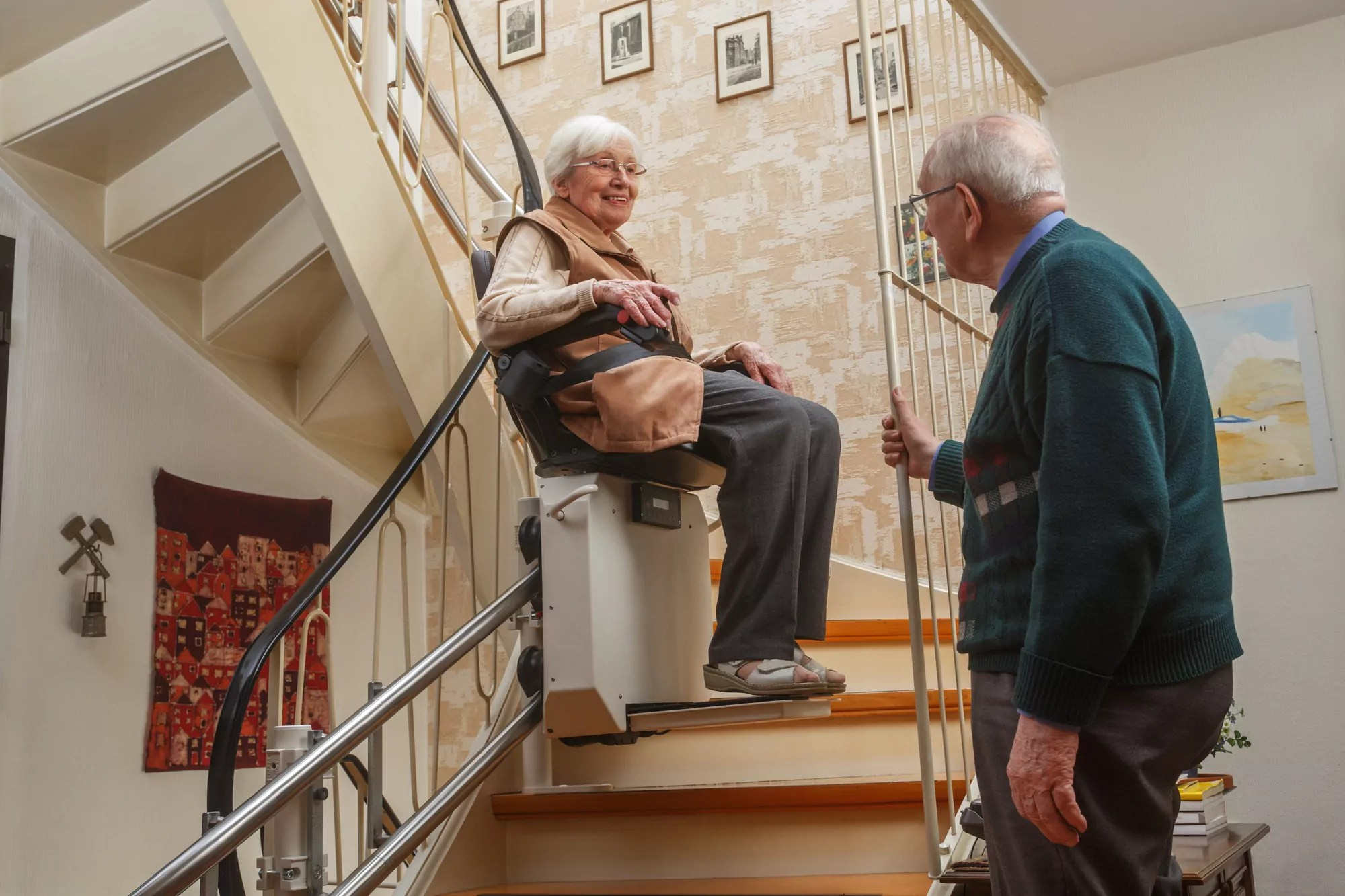 Stair Chair Lifts For Seniors 5 Reasons Why Installing A Stair Lift Will Give You More