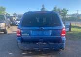 ford escape rear