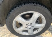 2008 ml350 18inch alloy wheels