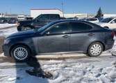 2011 LEXUS IS250 SIDE