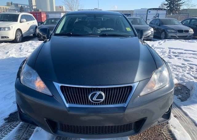 2011 LEXUS IS250 FRONT
