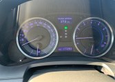 2011 LEXUS IS250 DASHBOARD