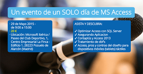 MS Access Seminaro Espana