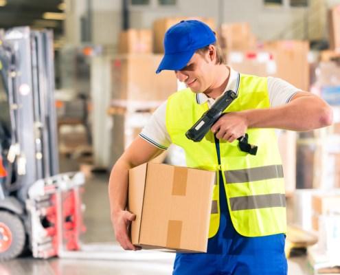 Titre professionnel : Préparateur de commandes en entrepôt