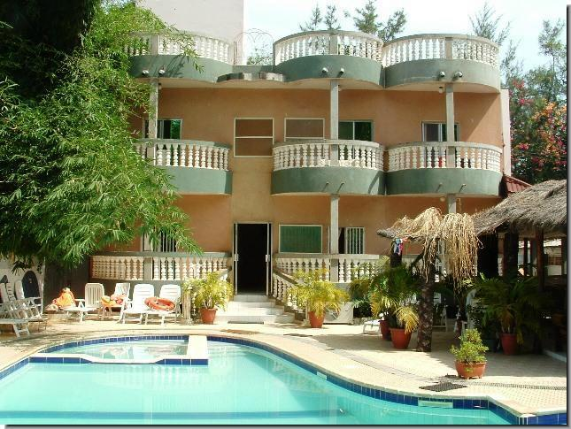 Limbas Hotel Gambia Fajara