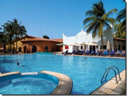 Ocean Bay Hotel Gambia Cape Point