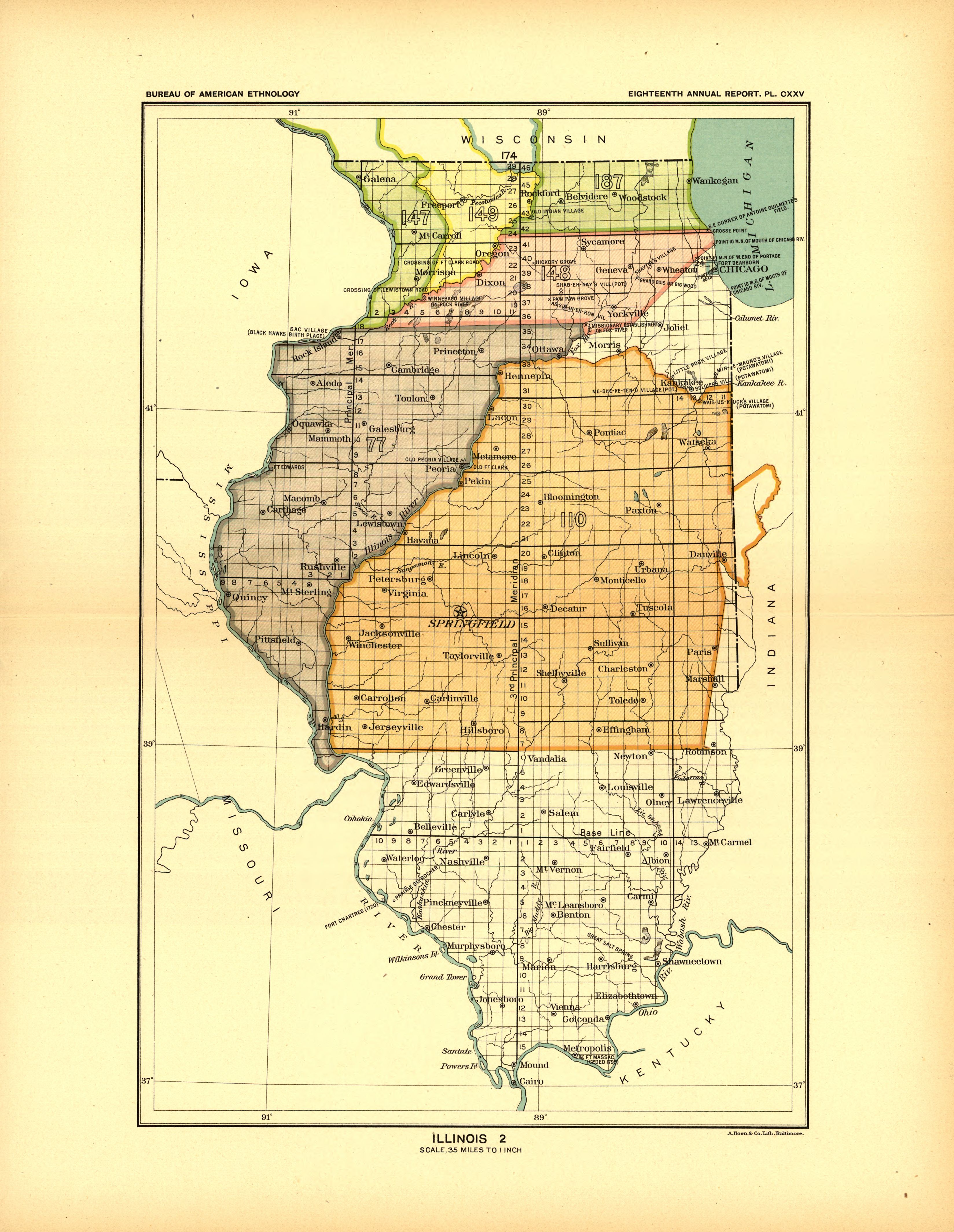 Missouri Indian Tribe Map : missouri, indian, tribe, History, Chicago, Tribes, Access, Genealogy