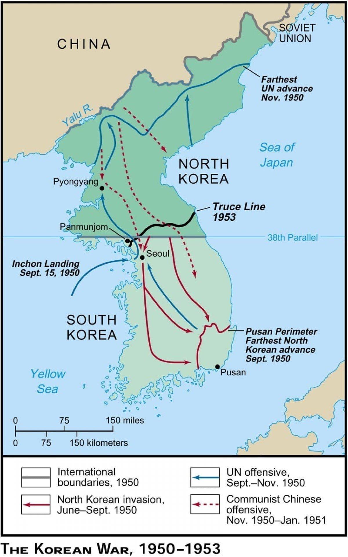 Korean War Casualty List