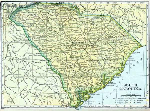 South Carolina Genealogy Free South Carolina Genealogy