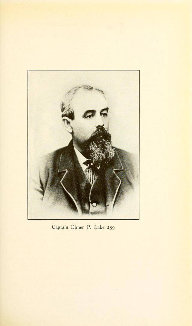 Captain Elmer P. Lake