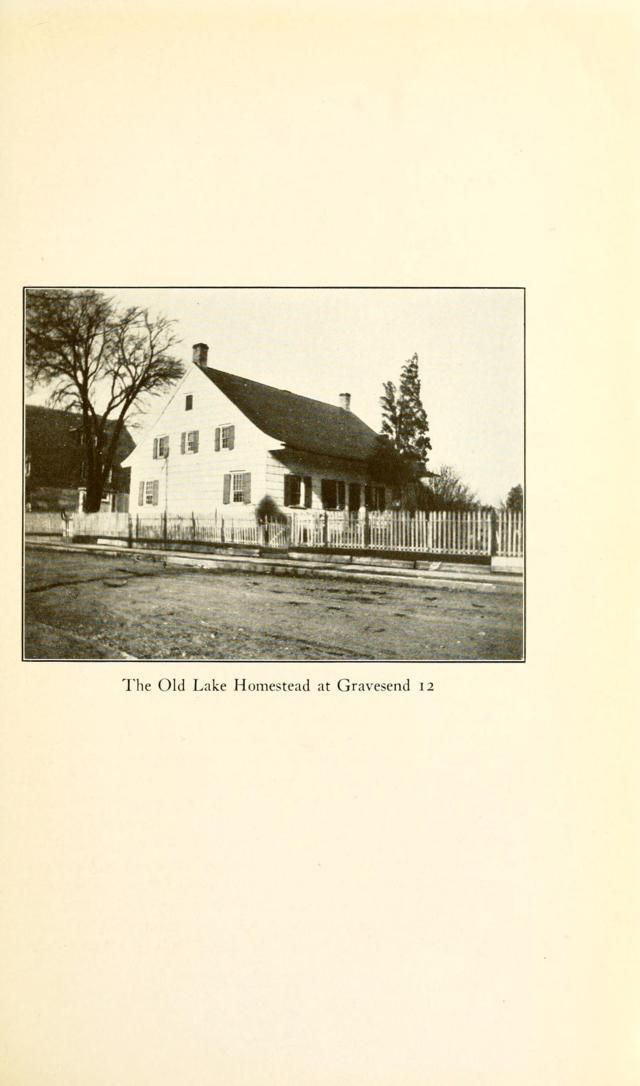 The Old Lake Homestead at Gravesend 12
