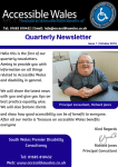 Accessible Wales Quarterly Newsletter Issue 1