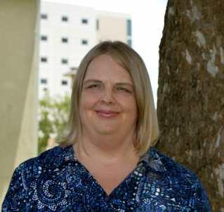 Photo of Kim Parker