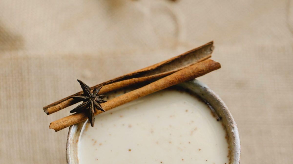 mug of spiced chai