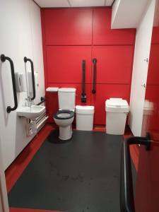 Disabled Toilet Old Trafford