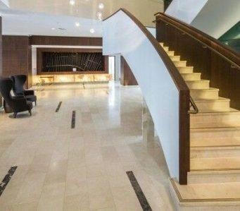 lobbyHilton Rotterdam